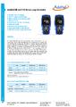 Datasheet Additel 209/210 - Ručný slučkový kalibrátor Additel 209/210