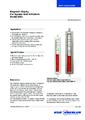 Katalogový list - Magnetická zobrazovací lišta BMD - Stavoznak s horní montáží