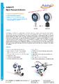 Additel 672 datasheet - Digitálny kalibrátor tlaku Additel 672