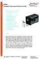 Kalibrátor termočlánkov Additel 850-1200 datasheet - Kalibrátor termočlánkov Additel 850-1200