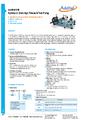 Datasheet Additel 949 - Hydraulické pumpy Additel nad 1.000 bar