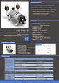 Manuál pumpy ADT901B - Pneumatické pumpy Additel série ADT900