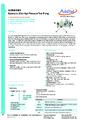 Datasheet Additel 959A - Hydraulické pumpy Additel nad 1.000 bar