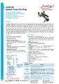 Datasheet Additel 928 - Hydraulické pumpy Additel do 1.000 bar