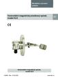 Manuál - Horizontální hladinový spínač HLS - Horizontální hladinový spínač HLS