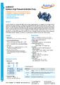 Datasheet Additel 937 - Hydraulické pumpy Additel do 1.000 bar