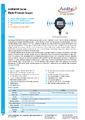 Datasheet Additel 680 - Digitálny tlakomer Additel ADT680 / ADT680W