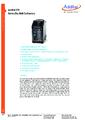 Datasheet Additel 875 - Prevádzkové suché teplotné piecky Additel série 875