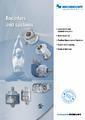 Enkodéry a systémy - Inkrementální snímače WDG a WDGI sdutou hřídelí