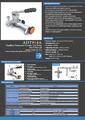 Manuál pumpy ADT914A - Pneumatické pumpy Additel série ADT900