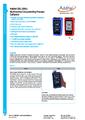 Katalógový list Additel 226 - Multifunkčné kalibrátory Additel 226 a 227