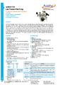 Datasheet pumpy ADT912A - Pneumatické pumpy Additel série ADT900