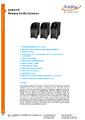 Datasheet kalibračná piecka ADT878 - Metrologické suché teplotné piecky Additel série 878