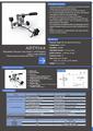 Manuál pumpy ADT916A - Pneumatické pumpy Additel série ADT900
