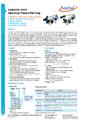 Datasheet pumpy ADT920 & 920HV - Pneumatické pumpy Additel série ADT900